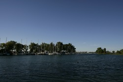 The Boat Club on Belle Isle