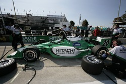 Pitstop practice for Ed Carpenter