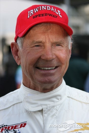 Honorary starter 1963 Indianapolis 500 winner Parnelli Jones