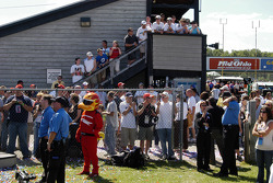 The crowds were back again at Mid-Ohio