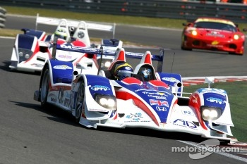 #36 RML HPD ARX -01d: Mike Newton, Thomas Erdos, Ben Collins