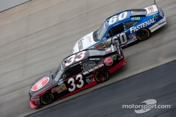 Kevin Harvick and Carl Edwards