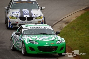 #25 Freedom Autosport Mazda MX-5: Tom Long, Derek Whitis