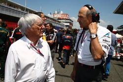 Bernie Ecclestone, Sauber F1 Team, Team Principal