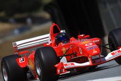 Ferrari Clienti demonstration