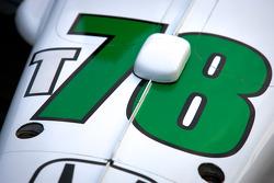 Nuclear Clean Air Energy HVM Racing car detail
