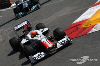HRT will not file a protest in Monaco