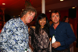 Top Gear's James May and Richard Hammond
