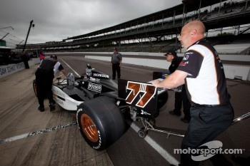 Car of Alex Tagliani, Sam Schmidt Motorsports