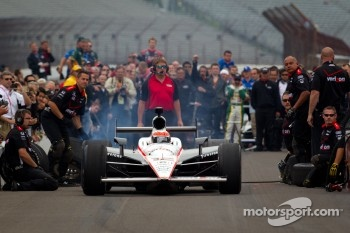 Pit stop challenge: Will Power, Team Penske
