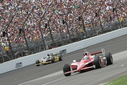 Scott Dixon, Target Chip Ganassi Racing and Ana Beatriz, Dreyer & Reinbold Racing