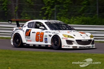 #69 Speedsource Mazda RX-8