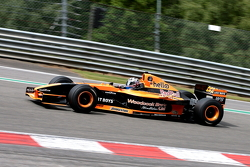 #14 Michael Woodcock, Arrows A22 F1 2001