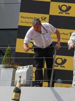 Ernst Moser, Team principal of Audi Sport Team Phoenix