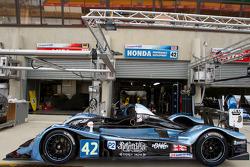 #42 Strakka Racing Honda Performance Development ARX 01