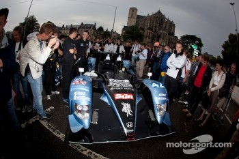 #42 Strakka Racing Honda Performance Development ARX 01