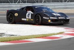 Ferrari of Houston Ferrari 458 Challenge: Darren Crystal
