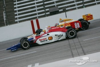 Jay Howard, Sam Schmidt Motorsports, Ryan Hunter-Reay, Andretti Autosport