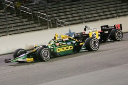 Tony Kanaan, KV Racing Technology-Lotus, Will Power, Team Penske