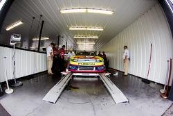 Car of Carl Edwards, Roush Fenway Racing Ford