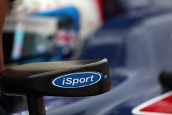 iSport mirror detail