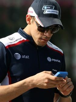 Pastor Maldonado, AT&T Williams