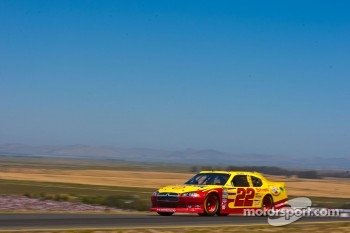 Kurt Busch Penske Racing Shell Pennzoil Dodge