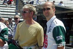ER Anthony Edwards and Memo Gidley