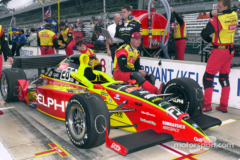 Kelley Racing: waiting for the start