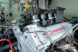 The new 3.5-liter Chevy Indy V8