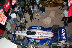 The Arizona Diamondbacks, 2001 World Series Champions, will sponsor the #98 car of Billy Boat