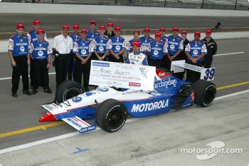 Michael Andretti and Team Green Motorola