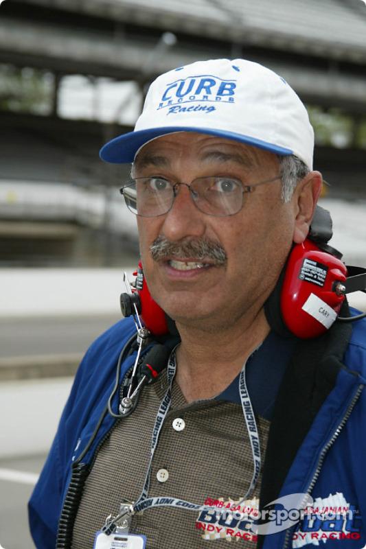 Team owner Cary Agajanian