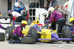 Pitstop for Greg Ray