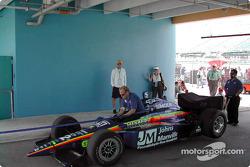 Team Menard car