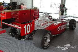 Chip Ganassi Racing garage area