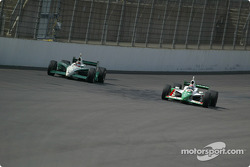 A.J. Foyt IV and Tony Kanaan