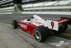 2003 IRL IndyCar Series champion Scott Dixon