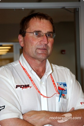 Paul Diatlovich, owner of PDM Racing