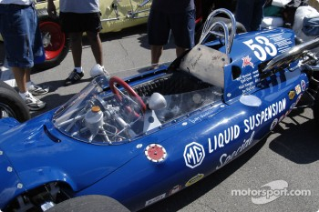 MG Liquid Suspension Special, driven by Walt Hansgen