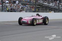 Vintage racers: 1955 John Zink Special #6