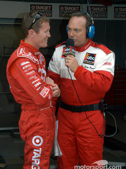 Scott Dixon and Jerry Punch