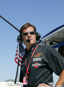Panther Racing co-owner Doug Boles