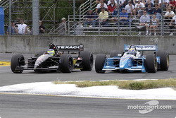 Cristiano da Matta and Patrick Carpentier