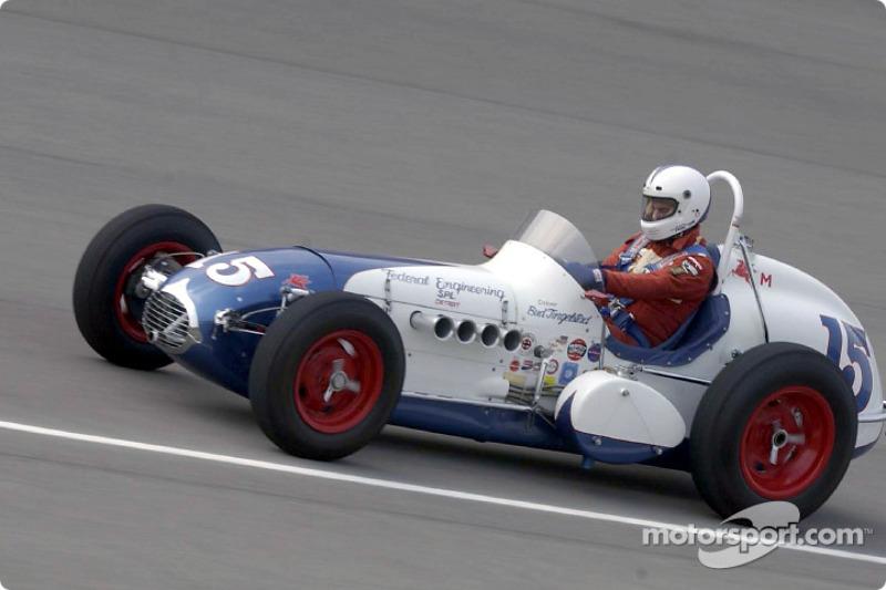 Historic Champ cars showcase: 1963 Meskowski Offy Roadster