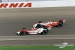 Scott Dixon and Tora Takagi