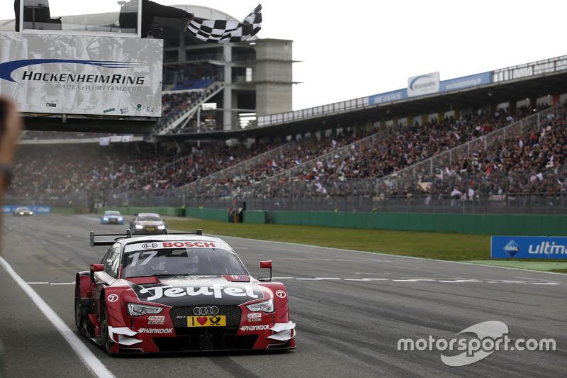 Hockenheim 1: Miguel Molina (Abt-Audi)