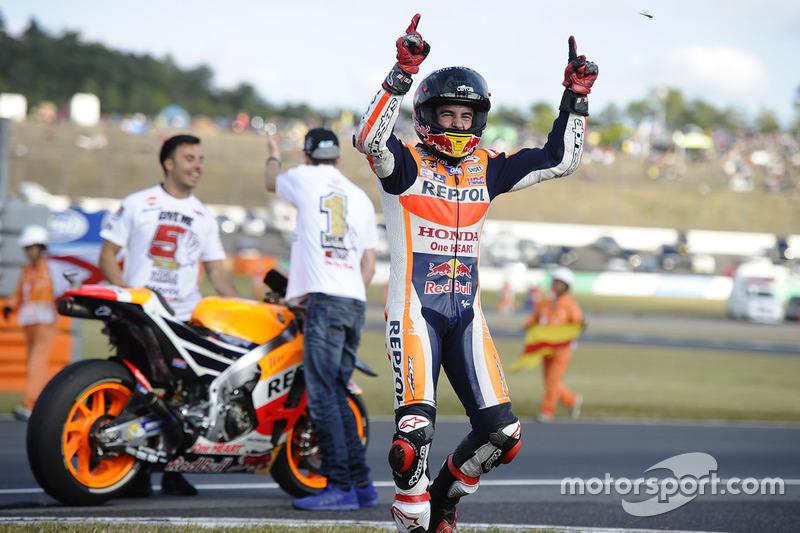 Marc Marquez – Sieger & Weltmeister