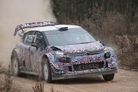 WRC Фото - Citroën C3 WRC 2017