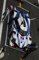 ELMS Foto's - #7 Villorba Corse Ligier JSP3 - Nissan: Roberto Lacorte, Giorgio Sernagiotto